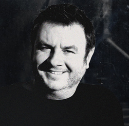 Nige Burton author photo