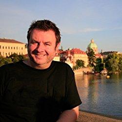 Nige Burton author photo